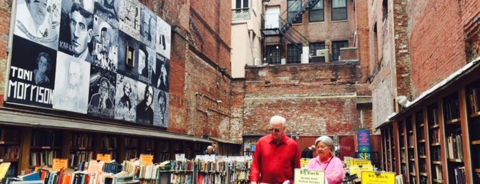 Brattle Book Shop is one of To Shop (Books).