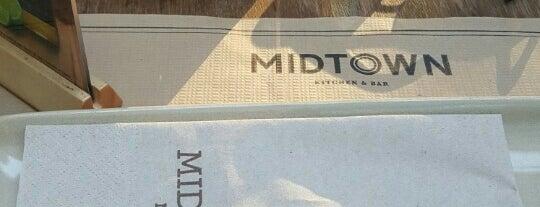 Midtown is one of Zampar en Madrid.