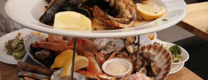 The Seafood Bar is one of Amsterdam.