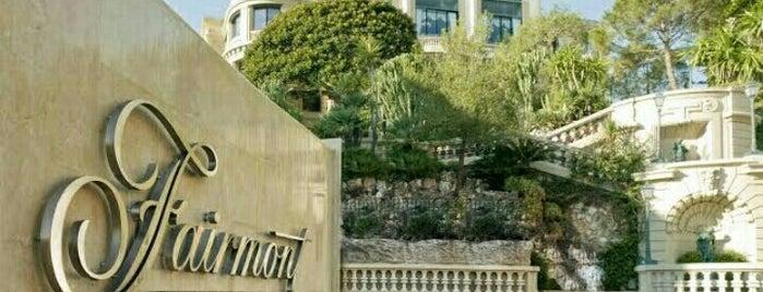 Hôtel Fairmont Monte Carlo is one of Bucket List Places.
