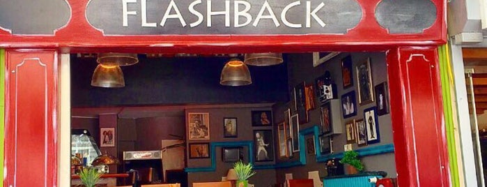 Flashback Cafe is one of Anadolu Yakasi.