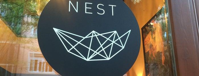 Nest Restaurant is one of Sofia Bar&Dinner.