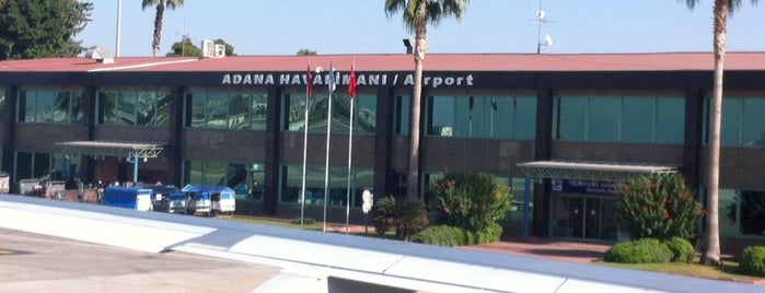 Adana Havalimanı (ADA) is one of Airports in Europe, Africa and Middle East.