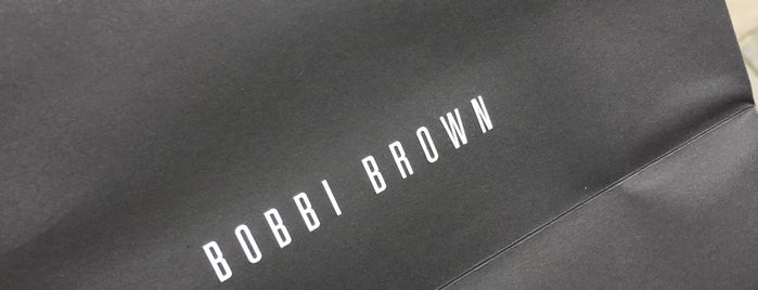 Bobbi Brown Cosmetics is one of To (Beauty-) Shop.
