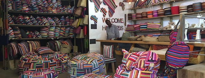 Ashanti Design is one of Cape Town.