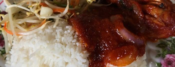 Atta Shooru is one of Makan @ Utara #12.