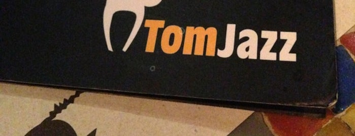 Tom Jazz is one of Lugares que recomendo - SP.