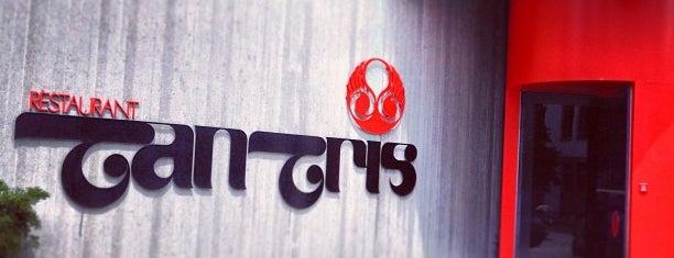 Tantris is one of Restaurants in München.