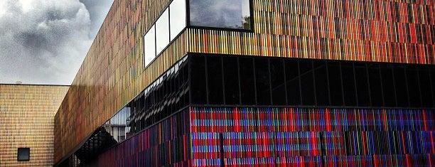 Museum Brandhorst is one of Germany 2014, Munich.