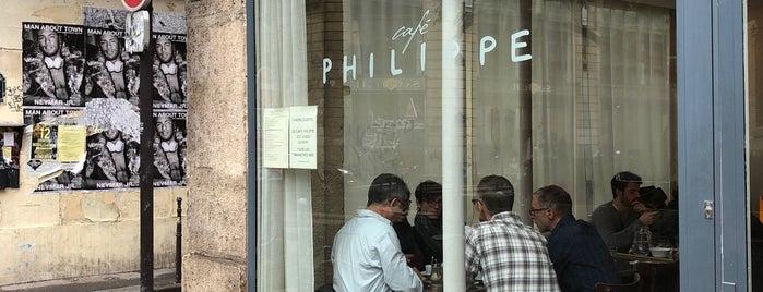 Café Philippe is one of Paris.