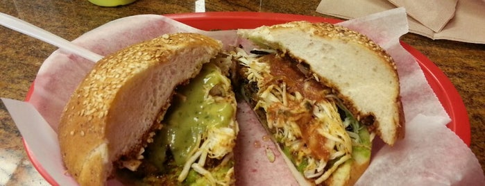 Cemitas Puebla is one of Chicago: 7 Favorite Taco Joints.