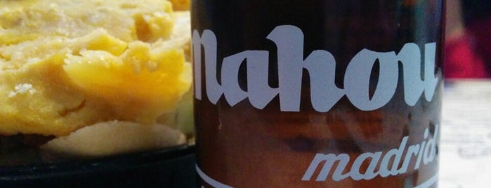 El Luca is one of Madrid; Feed·Manger.