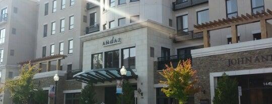 Andaz Napa is one of West Coast.