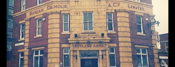 Rutland Arms is one of Best in Sheffield.