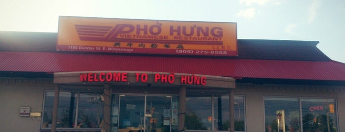 Pho Hung is one of Toronto.