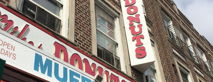 Mike's Donuts is one of Brooklyn!.