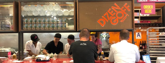 Dizengoff is one of 2016 list.