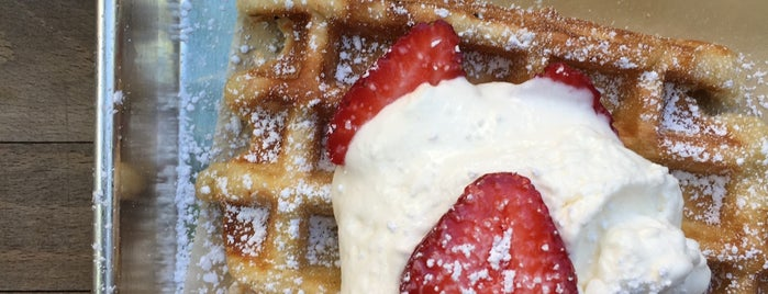 Wow Wow Waffle is one of The 15 Best Places for Waffles in San Diego.
