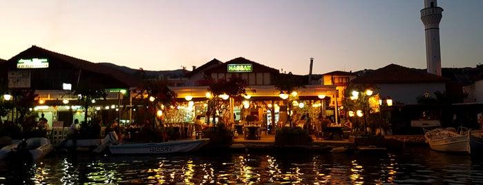 Hassan Restaurant is one of Kaş kalkan fethiye.