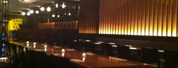 Yama 49 is one of The 15 Best Places for a Sake in Midtown East, New York.