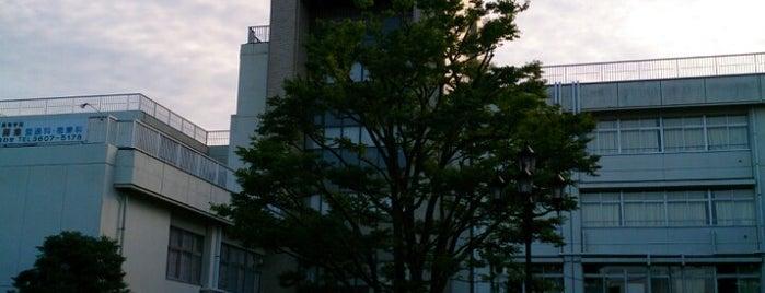 東京都立葛飾商業高等学校 is one of 都立学校.