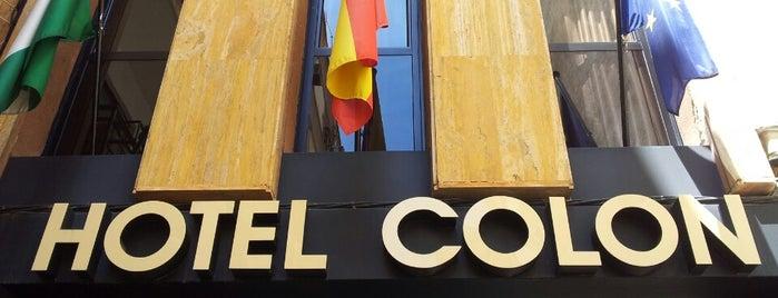 Hotel Itaca Colon is one of Donde comer y dormir en cordoba.