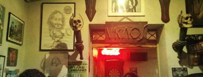VKaos is one of La noche de Vallecas.