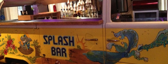 Splash Bar & Brewing is one of My Saved Places.