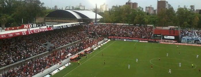 Estadio Marcelo Bielsa (Club Atlético Newell's Old Boys) is one of Equipos de 1ra División.