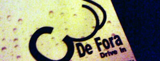 Cu de Fora is one of Bares.