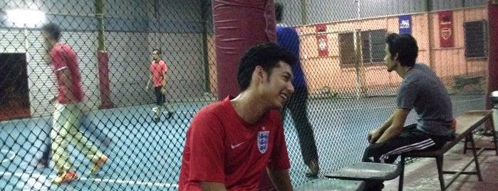Star Futsal is one of Futsal.