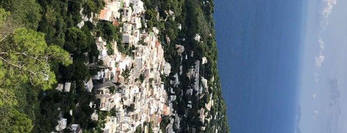 Funivia del Monte Solaro is one of Napoli.
