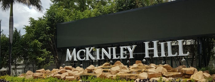 McKinley Hill is one of Road Trip.