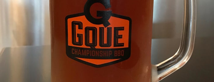 GQue BBQ is one of Denver.