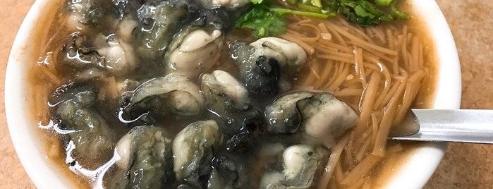 阿川蚵仔麵線 is one of ❤ Chinese Restaurants.