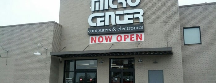 Micro Center is one of NYC - Stores.