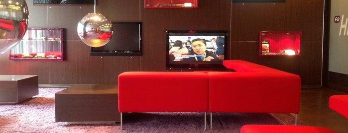 NS International Lounge (Regus Lounge) is one of Free WiFi Amsterdam.