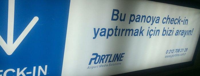 Portline is one of Açıkhava Mecraları.