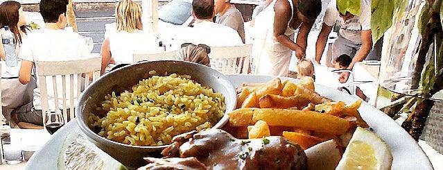 Mykonos Taverna is one of To visit: Food.