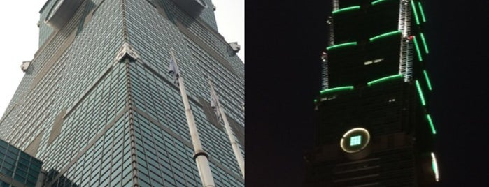 Taipei 101 is one of Bucket List Places.