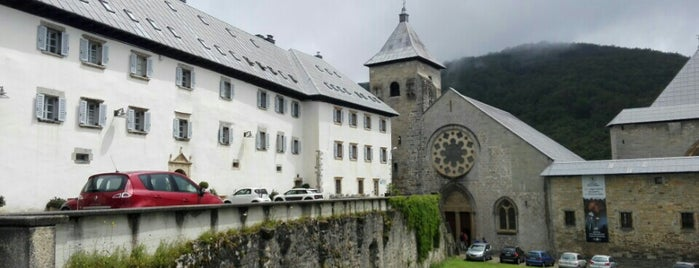 Hotel Beneficiados Roncesvalles is one of Les chemins de Compostelle.