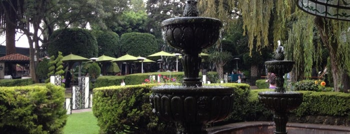 Antigua Hacienda de Tlalpan is one of ¡Cui Cui ha estado aquí!.