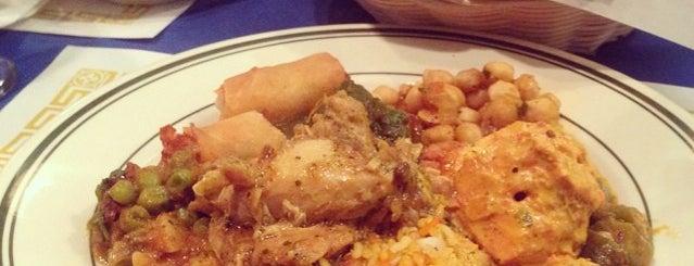 Underground Indian Cuisine is one of Dallas Restaurants List#1.