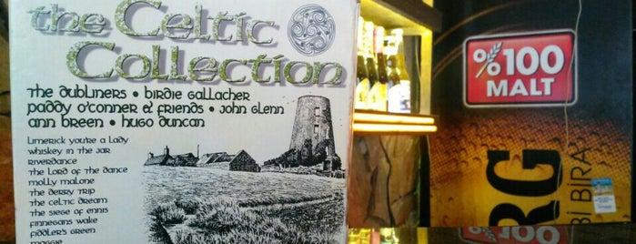 The Celt Irish Pub is one of Ankara'nın Kaliteli Mekanları.