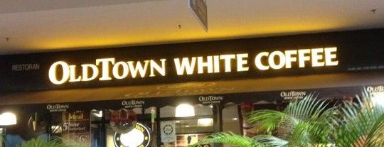 OldTown White Coffee is one of Makan @ KL #8.
