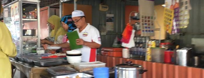 Nasi Dagang Terengganu Asli is one of makan @ KL #16.