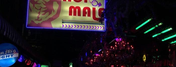 Hot Male Bar is one of Bangkok - bars.