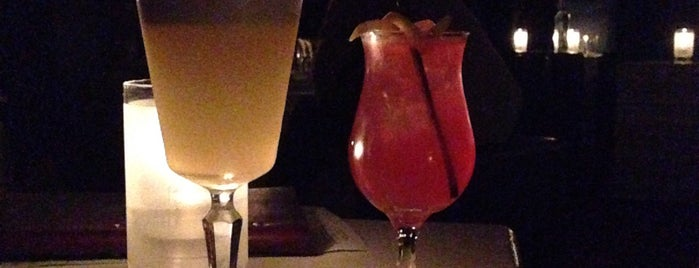 The Violet Hour is one of 50 Top Cocktail Bars in the U.S..