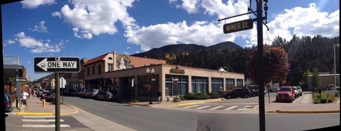 Tommyknocker Brewery & Pub is one of Colorado Breweries.