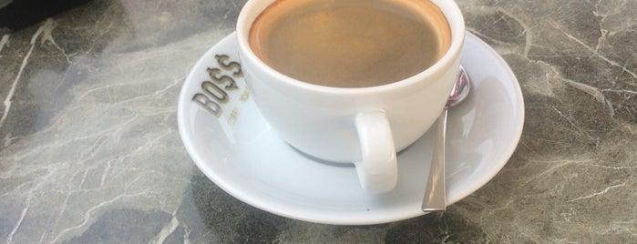 BO$$ COFFEE ROASTERY is one of عدوووله قلبييييه اسطنبول.